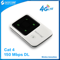 4G Wireless Router With Sim Card Slot Mini 3G 4G Wifi Router