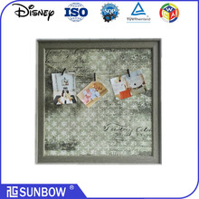 "Sunbow innovative collage photo frame with jute,24"" x 24"""