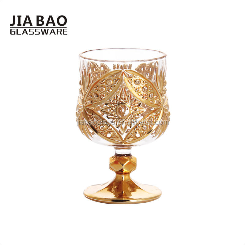 glasses decorative wine top painted decor glass near decorations me