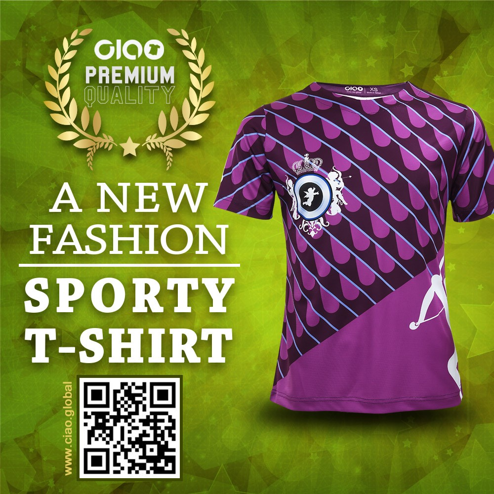 Purple and customized cheap plain or - striped soccerjerseys