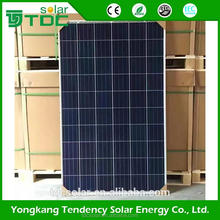 cheapest 24v 280w panels b grade solar panel 280 W poly in China