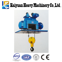 Material Handling Customized CD/MC Hoisting Machine Lifting Equipment with Wire Rope Electric Hoist for Malaysia