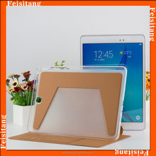 Newest Flip Tablet Leather Case Stent Holster Cover For Samsung galaxy tab a 9.7 t550