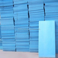 shunan XPS insulation for slope and system & Blue xps wall panel and wall building