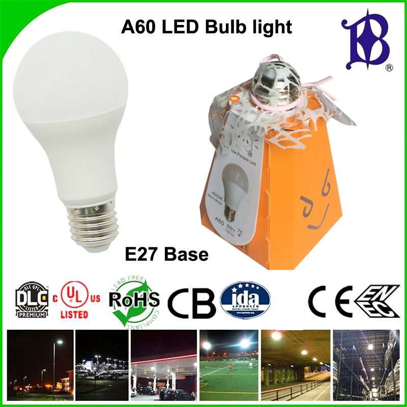 Alibaba china supplier led bulb 5w for homeappliance, toy car,medical equipment and door lock can match encoder with low price