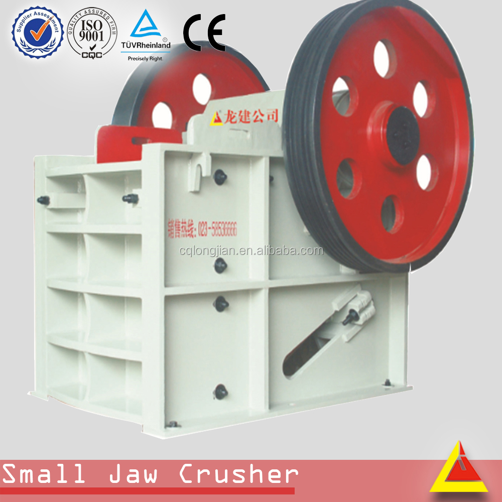 Mini European Iron Ore Jaw Crusher Specifications For Crushing Various Of Stone/Ore/Rock