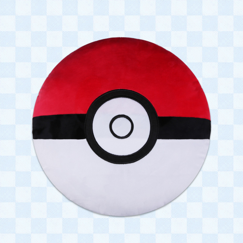 Hotsale customized soft 35cm*35cm pokemon pillow decorative plush pillow