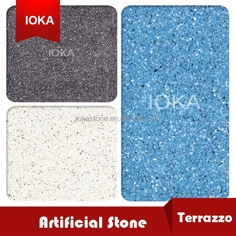 Chinese terrazzo floor tile price for promotion in 2015