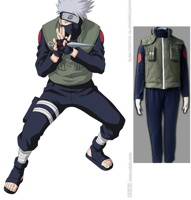 Buy Halloween Adult Anime Japanese Naruto Cosplay Hatake