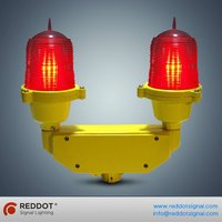 LED Low Intensity Twin Aviation Obstruction