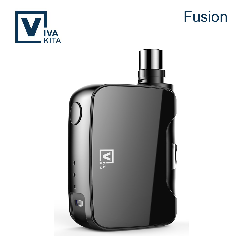 Vivakita vape pen box mod child-lock design FUSION 50w vw mod best cheap box mod