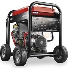 For Sale Briggs & Stratton 30337 Gasoline Powered Portable Generator