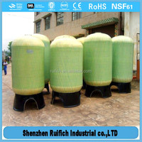 Fresh quartz sand filter frp water tank price,frp water tank for water filter,frp tank for sand filter