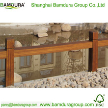 Outdoor Antirot Bridge Bamboo Railing