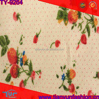 shaoxing keqiao textile fashion trend pattern cotton fabric wholesale los angeles
