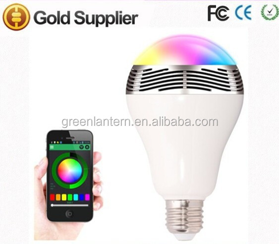 LED Light <strong>Source</strong> and Bulb Lights Item Type LED bluetooth speaker with led light