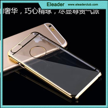 high quality luxury cover for iphone 6, for hard clear iphone 6 case