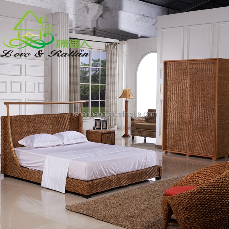 Designer Seagrass Bedroom Furniture Sets - Buy Seagrass Bedroom ...