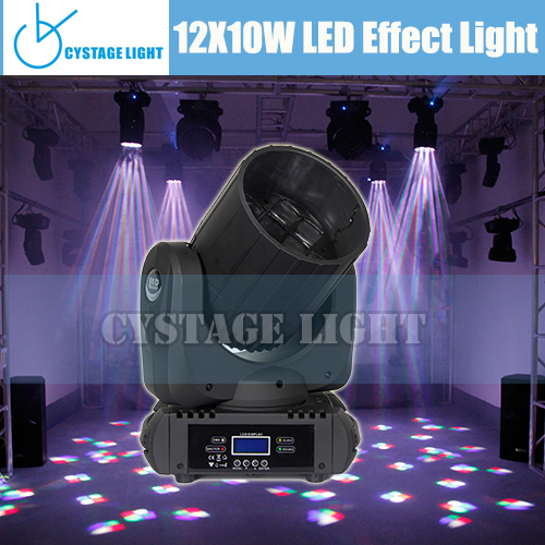 New Product Led Flower Effect 12X12W Moving Head Stage Lights