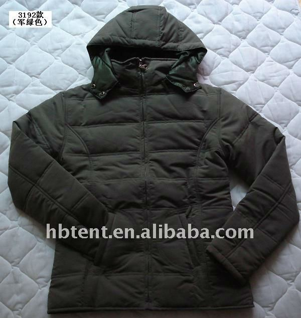 Storage Winter Apparel/Children's cotton-padded clothes/Jacket in stock