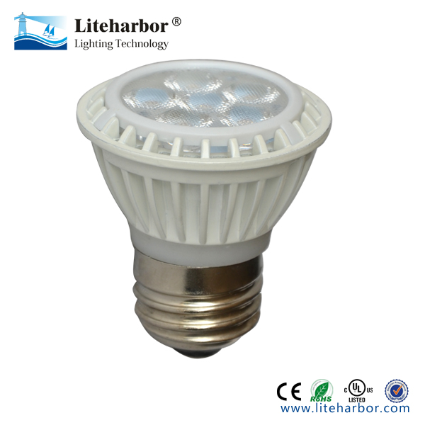 85-265V <strong>AC</strong> 7W 520 lumen led par16 dimmable screw lamp