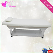 OEM contemporary fashion warm jade wooden Cosmetic massage Bed MD28