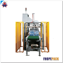 Shanghai manufactory customized long products shrink wrap machine