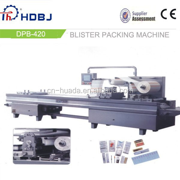 DPB-420 Syringe needle packing machine