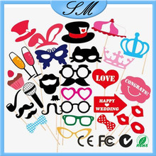 31pcs set photo booth props wholesale party supplies birthday party supplies
