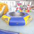 S0361505TP002 Various colors inflatable bungee jumping trampoline