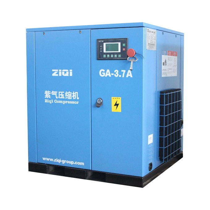 5Ph 12 volt Screw Type Air Compressor Of Chinese Factory