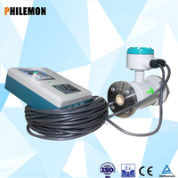 low cost magnetic feed water flow meter alibaba china supplier