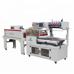Fully automatic L Bar Sealer with Shrink Tunnel