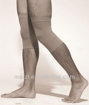 High elasticity knee support