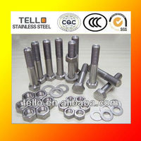 high temperature alloy GH3044/GH44 fasteners