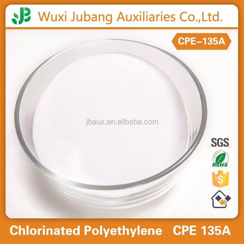 Chlorinated Polyethylene 135a for all pvc and rubber products