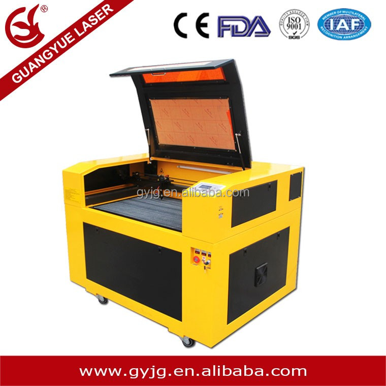 GY 6090 Acrylic wood and MDF cnc laser machine 1390