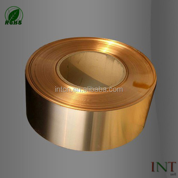 Phosphor copper grade C51900 C5191