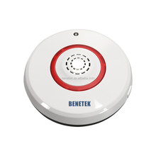 Advanced durable Zigbee Supported Main Power live monitoring smart Scurity Alarm