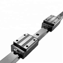 BOBO Linear guide rail for automatic machines with no flange slide block