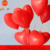 Various Kinds Of Latex Balloon Big Heart Balloons For Parti Supplier