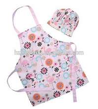 high quality personalized wholesale kids aprons and chef hats
