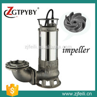 Stainless Steel Submersible Pump For Sewage Water industrial water pumps for sale
