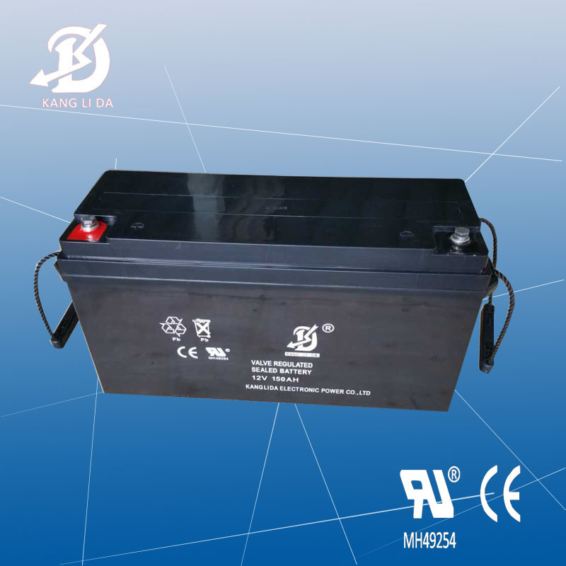 12v 150ah sealed lead acid storage battery deep cycle vrla battery