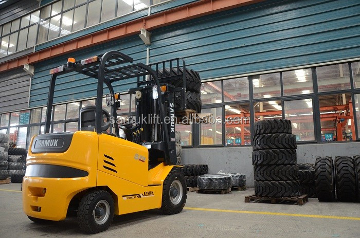 electric forklift truck with cheap electric forklift price for sale in afraic market