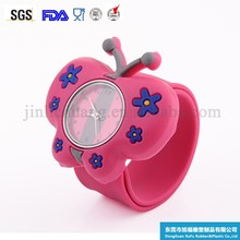 new design various color custom logo silicone watch silicone wristband watch, china watch