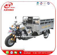 150CC Air Cooling Three Wheel Tricycle for Passanger Carry Cargo Trike