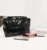 Bright PU Material Elegant Clutch Bag Cheap Handbag for Woman