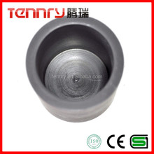 High Pure Isostatic Graphite Smelting Crucible
