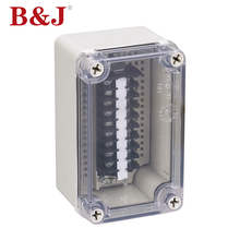 B&J IP68 Small Standard Sizes Waterproof Electrical Junction Box